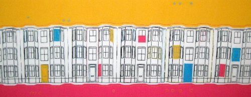 Edinburgh Tenements - current work
